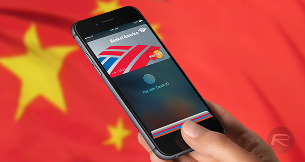 Report Claims Apple and UnionPay Finalized Deal to Bring Apple Pay to China