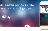 Apple Pay Launches In Australia, For American Express Cardholders