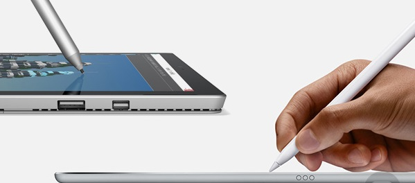 Apple Pencil Vs Surface Pen Stylus