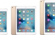 Compare iPad Pro vs iPad Air 2 vs iPad Mini 4