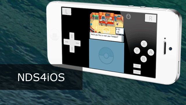 Get NDS4iOS Nintendo Emulator for iOS 9/9.0.2 Without Jailbreak